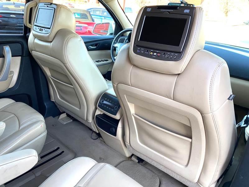 GMC Acadia 2010 price $6,500