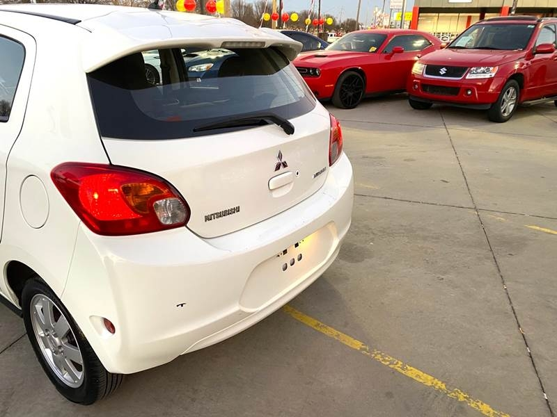 Mitsubishi Mirage 2015 price $4,995
