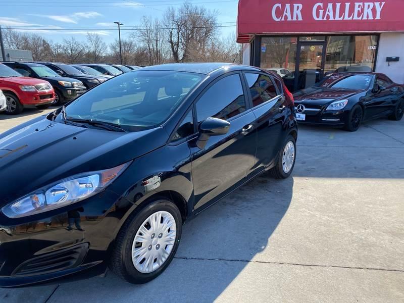 Ford Fiesta 2017 price $7,500