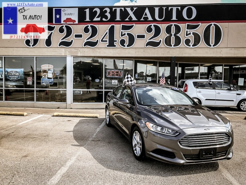 Ford Fusion 2014 price **FIRST TIME BUYER OK**