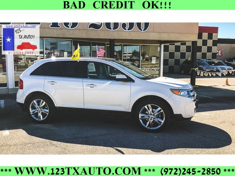 Ford Edge 2011 price **BAD CREDIT FINANCING**