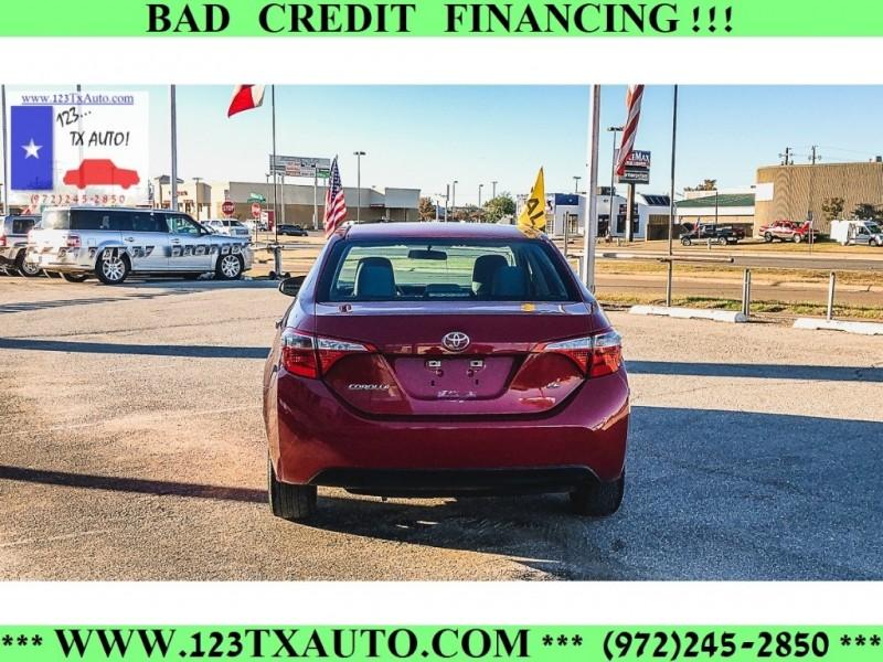 Toyota Corolla 2015 price **WE FINANCE**