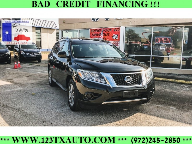 Nissan Pathfinder 2014 price **NO CREDIT NEEDED**