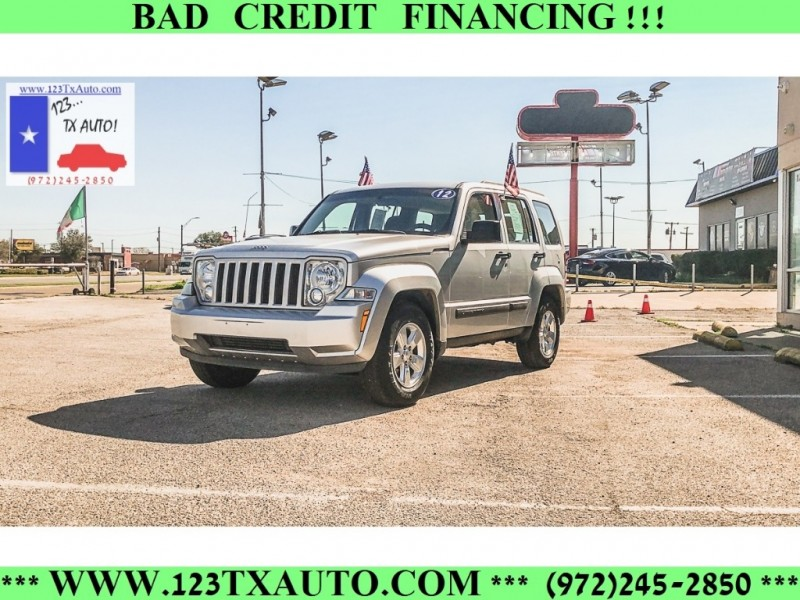 Jeep Liberty 2012 price **IN HOUSE FINANCING**