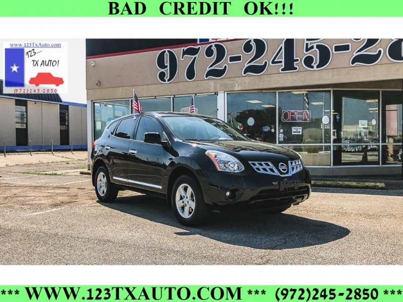 Nissan Rogue 2013 price **WE FINANCE**