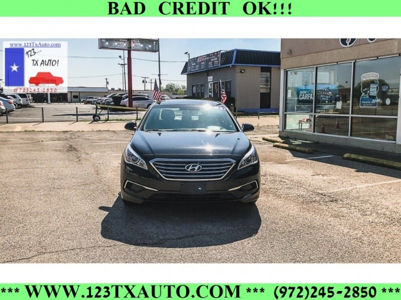 Hyundai Sonata 2016 price ** WE TOTE THE NOTE**