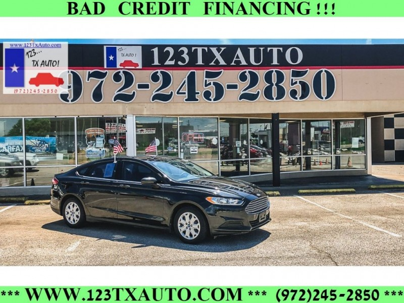 Ford Fusion 2013 price **BUY HERE PAY HERE**