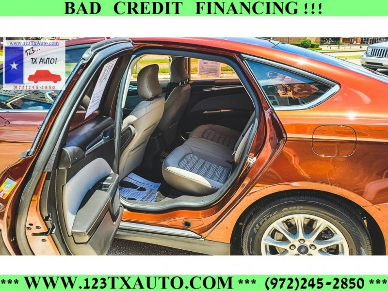 Ford Fusion 2016 price ** WE TOTE THE NOTE**