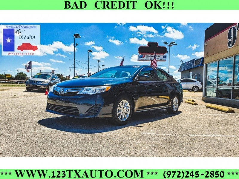 Toyota Camry 2012 price **NO DL REQUIRED**