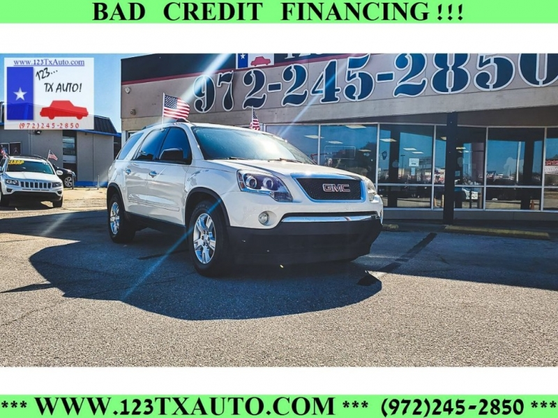 GMC Acadia 2012 price ** IN HOUSE FINANCING**