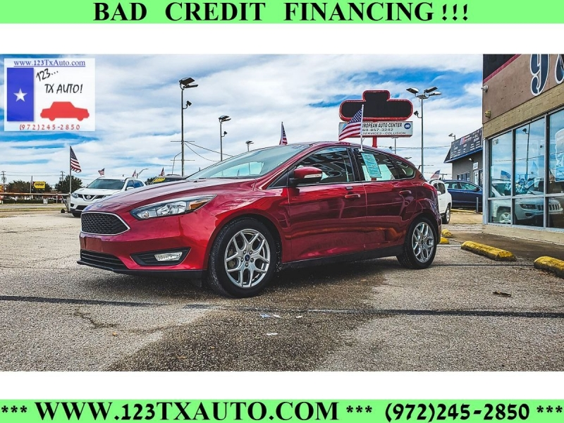 Ford Focus 2015 price **IN HOUSE FINANCING!!**
