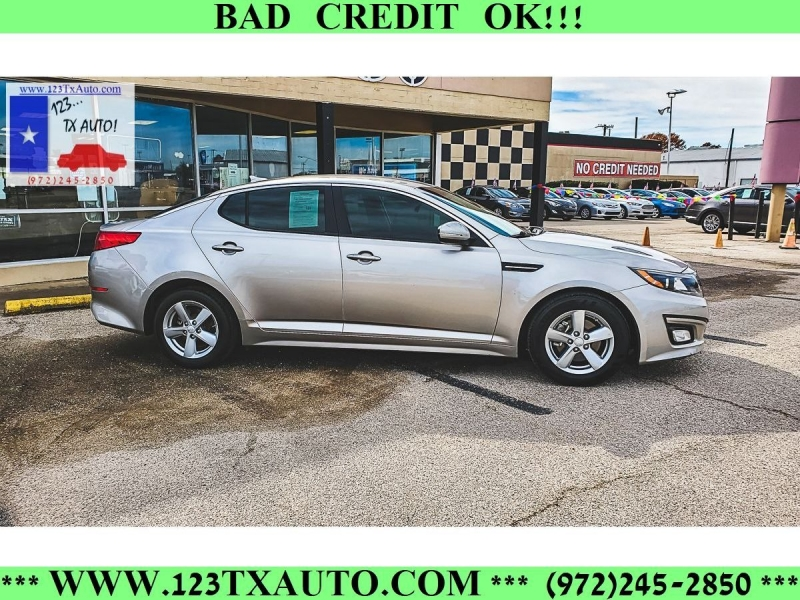 Kia Optima 2015 price **FIRST TIME BUYER OK!**
