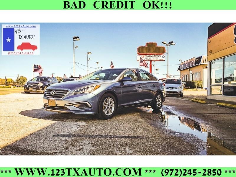 Hyundai Sonata 2016 price **SECOND CHANCE FINANCING**