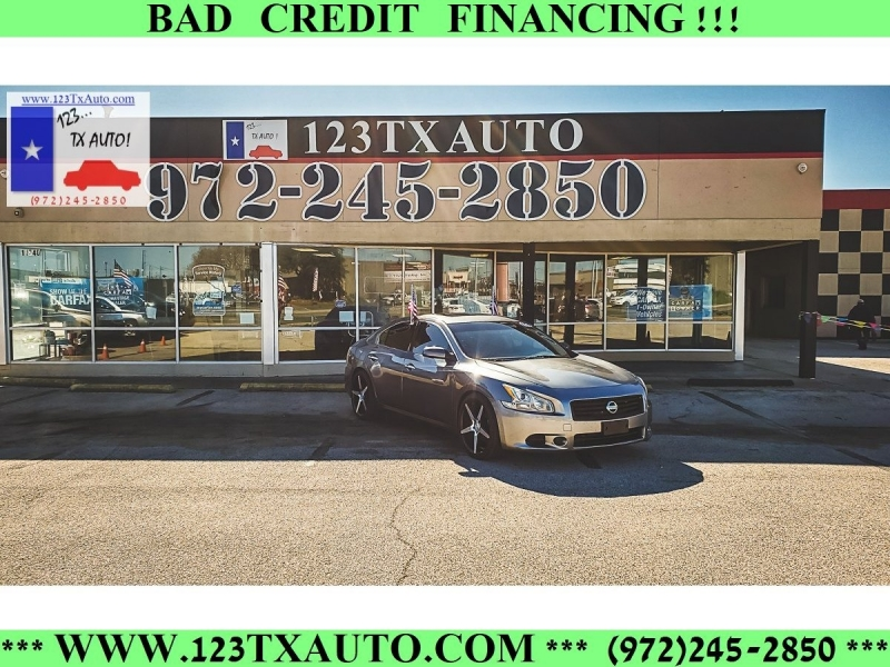 Nissan Maxima 2014 price **2ND CHANCE FINANCING**