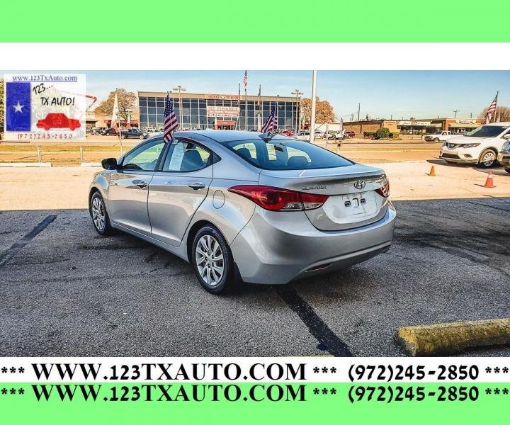 Hyundai Elantra 2012 price **FINANCIAMIENTO EN CASA**