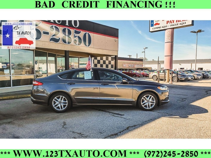 Ford Fusion 2015 price **NO DL REQUIRED!**