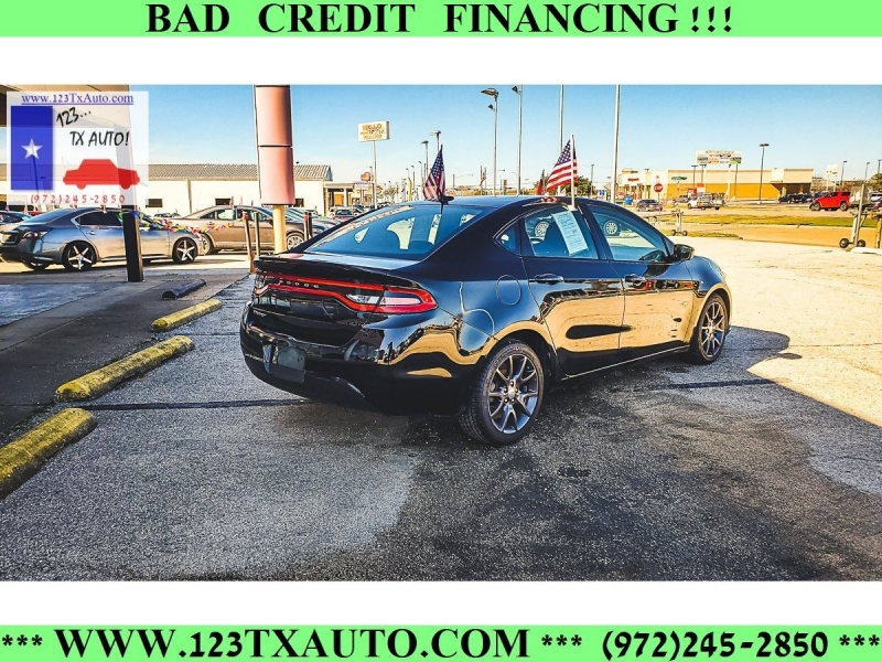 Dodge Dart 2016 price **SECOND CHANCE FINANCING**