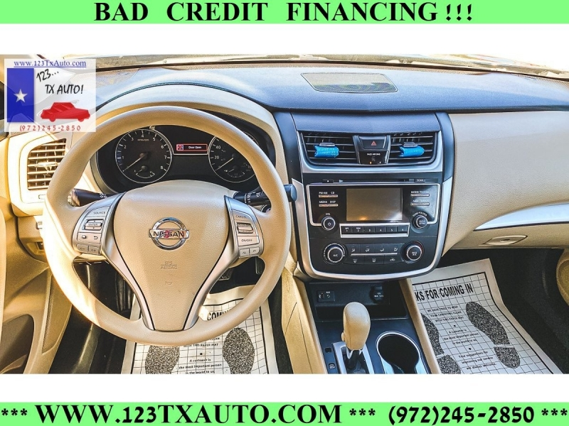 Nissan Altima 2016 price **IN HOUSE FINANCING**