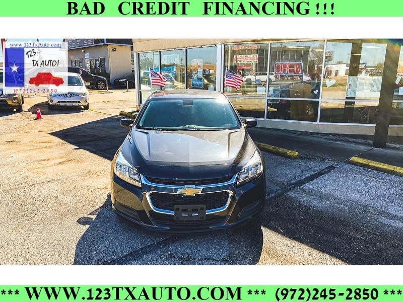 Chevrolet Malibu 2015 price **BAD CREDIT FINANCING**