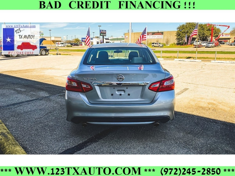 Nissan Altima 2017 price **SECOND CHANCE FINANCING**