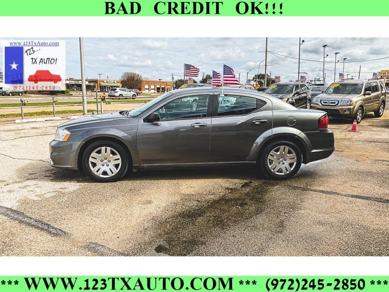 Dodge Avenger 2013 price **WE TOTE THE NOTE**