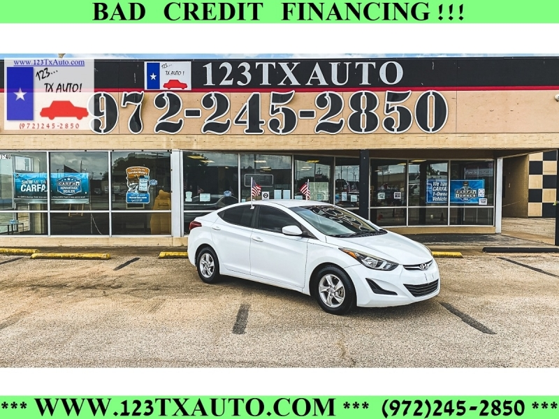 Hyundai Elantra 2015 price **FINANCIAMOS!**