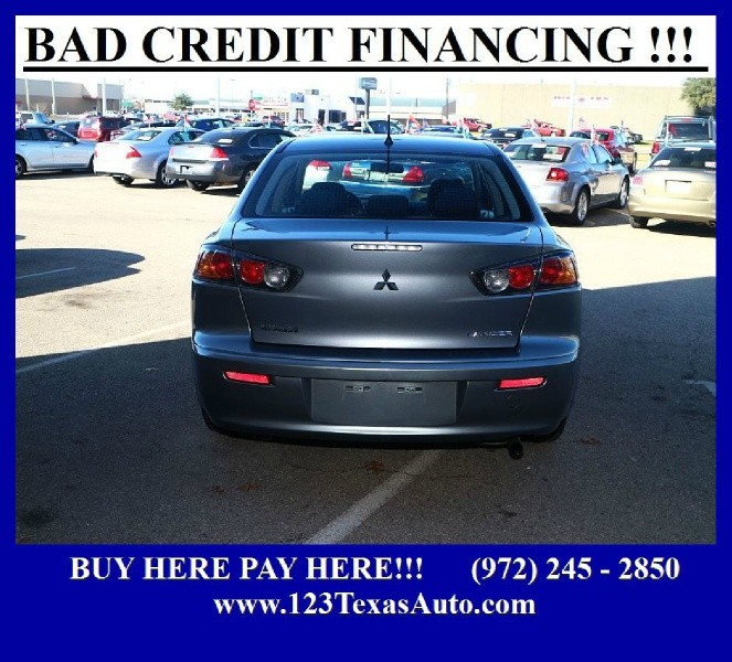 Mitsubishi Lancer 2012 price $999 Down