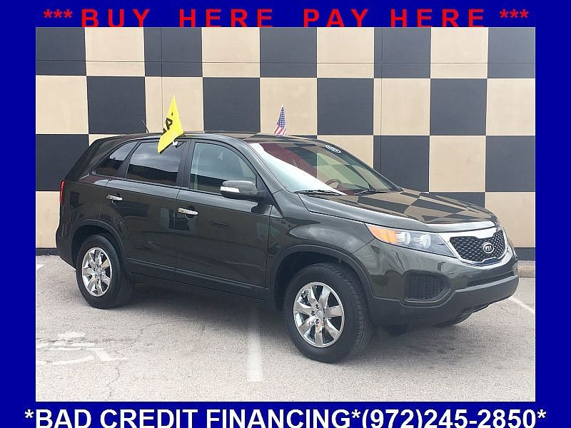 Kia Sorento 2013 price **WE TOTE THE NOTE**