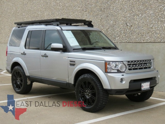LR WD V HSE Rd Row Navigation Panoramic Roof LIFTED LOADED - Land rover repair dallas