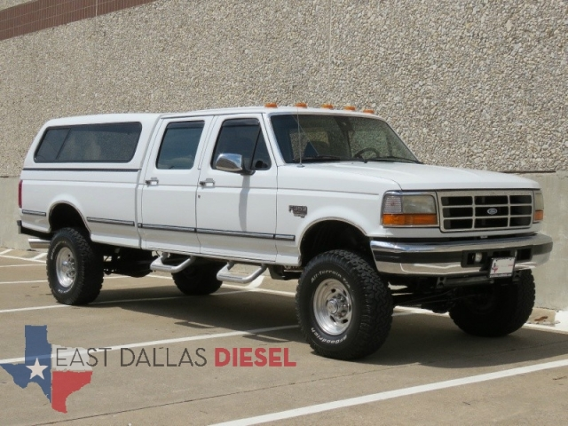 1995 Ford Super Duty F-350 SRW