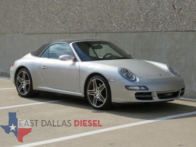 Porsche 911 Carrera 4s Cabriolet Tastefully Optioned Low Miles