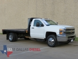 Chevrolet Silverado 3500HD Built After Aug 14 2015