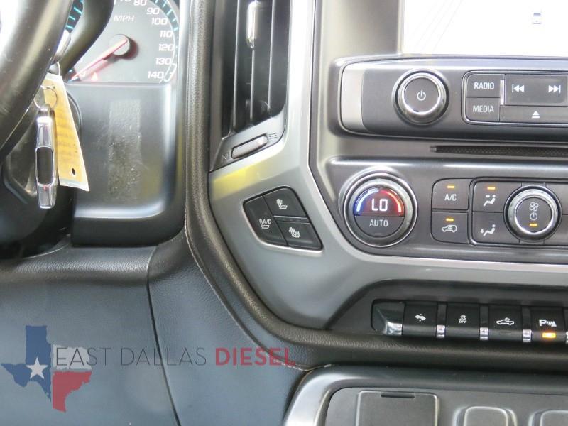 3500HD LTZ 6 6L Duramax Diesel Allison 4wd Bose Audio Nav