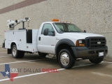 Ford Super Duty F-550 DRW 2006