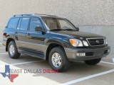 Lexus LX 470 Luxury Wagon 1998
