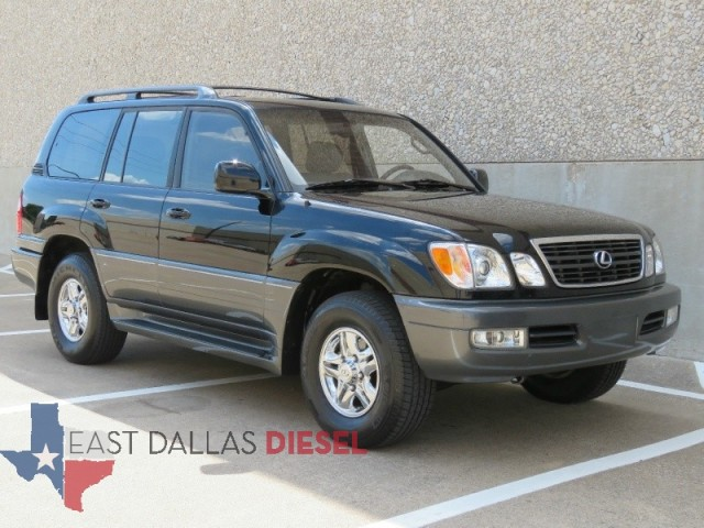 1998 Lexus LX 470 Luxury Wagon