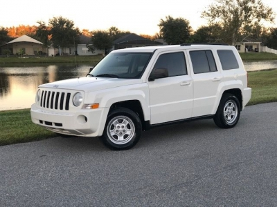 JEEP PATRIOT 2010