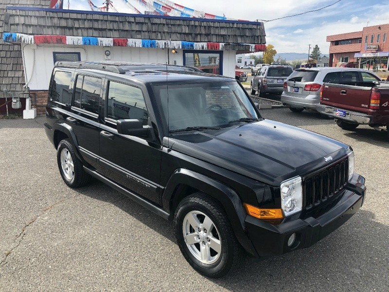 2006 Jeep Commander 4dr 4WD - Inventory | Remart Inc | Auto