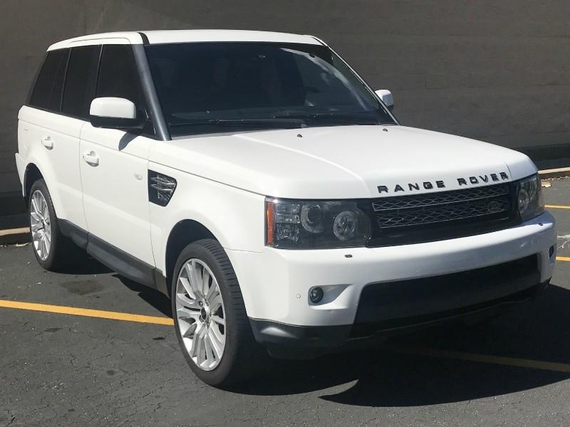 Land Rover Range Rover Sport 2013 price $17,190