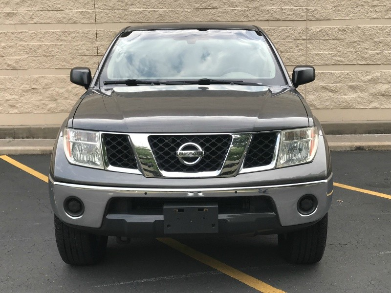 Nissan Frontier 2008 price $9,960
