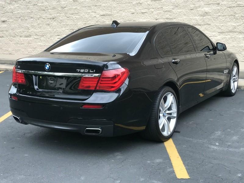 BMW 7-Series 2012 price $15,690