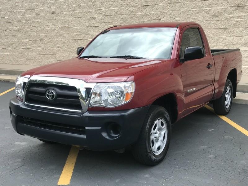 Toyota Tacoma 2006 price $6,490