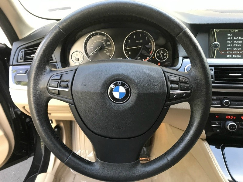 BMW 5-Series 2012 price $10,980