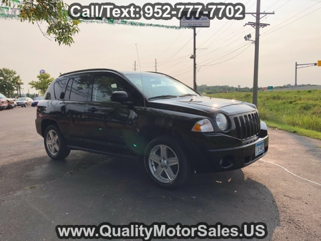 2007 Jeep Compass 4wd 4dr Sport Inventory Quality Motor Sales