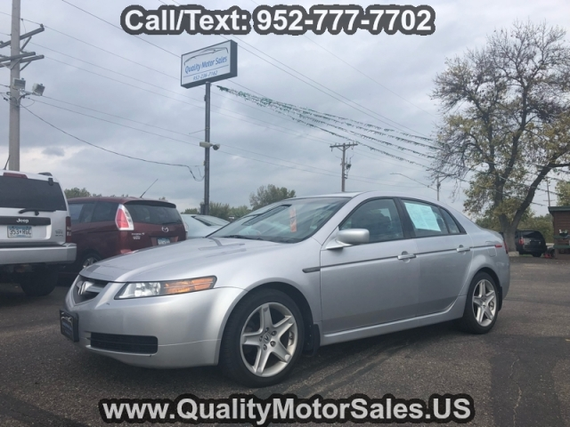 Acura TL Dr Sdn AT Inventory Quality Motor Sales LLC - Acura tl 2006 for sale