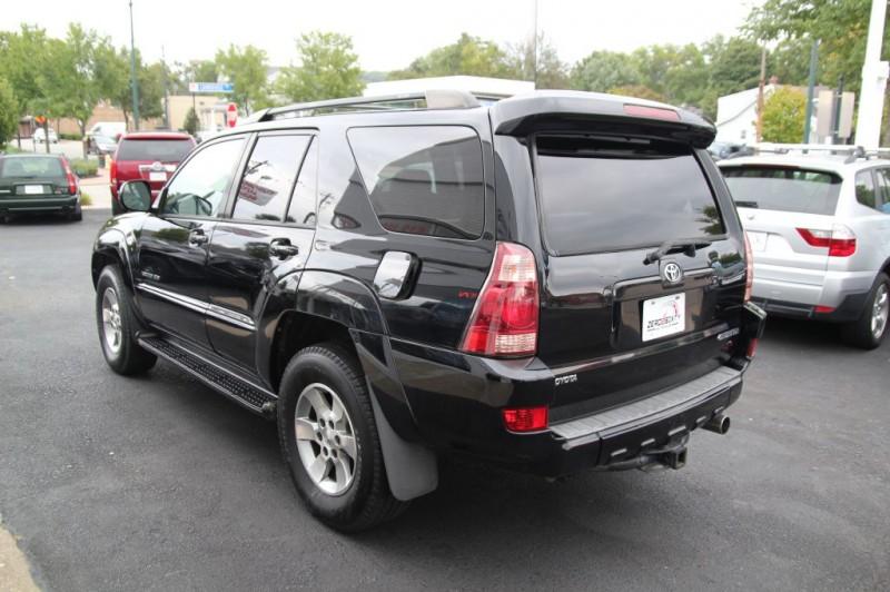 TOYOTA 4RUNNER 2005 price $8,599
