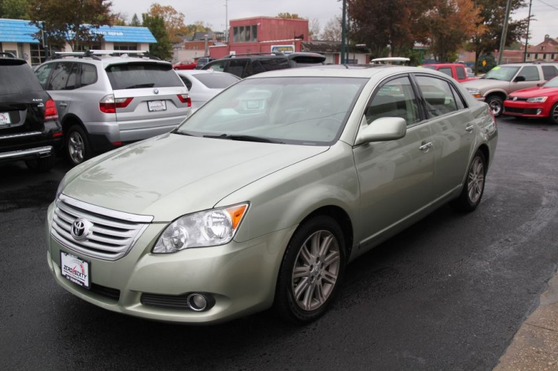 TOYOTA AVALON 2008 price $5,400