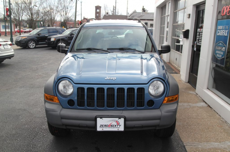 JEEP LIBERTY 2006 price $5,549