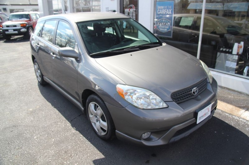 TOYOTA COROLLA MATRIX 2005 price $4,799
