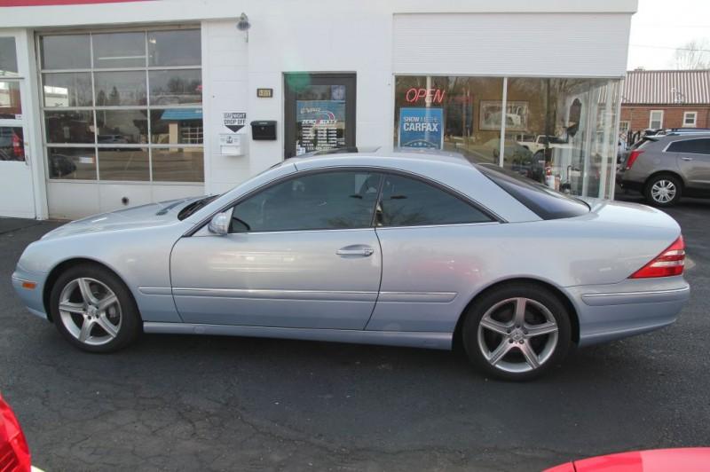 MERCEDES-BENZ CL 2002 price $9,749